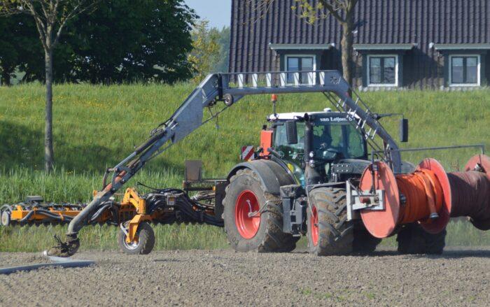 Veenhuis Premiumject sleepslang bemester met swivel-arm